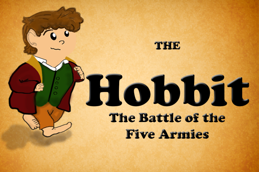 The+Hobbit%3A+The+Battle+of+the+Five+Armies+gets+five+stars