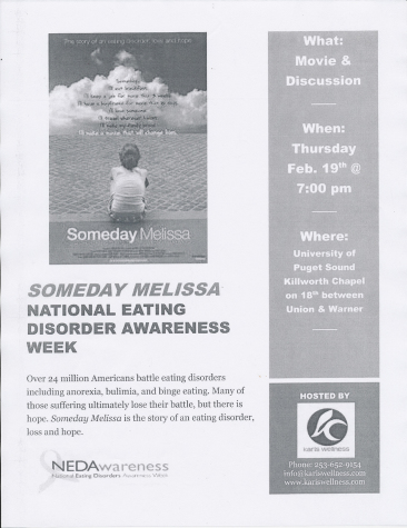 Someday Melissa movie night: Raise awareness