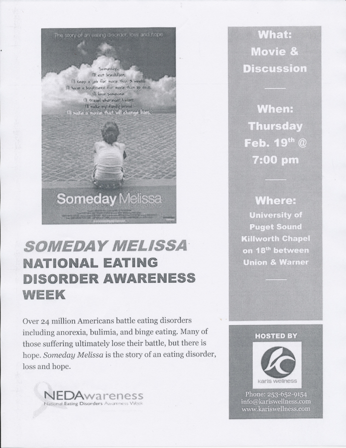 Someday+Melissa+movie+night%3A+Raise+awareness