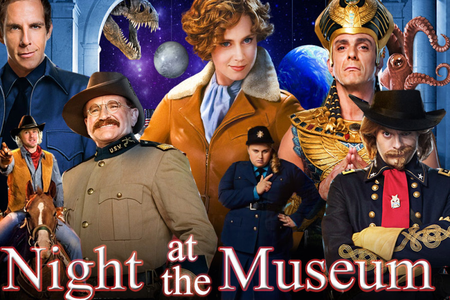 Night at the Museum: A Childhood Classic