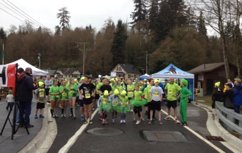 St Paddy's Day Go Green Run & Festival