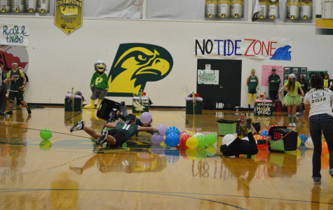 Homecoming Assembly 2015