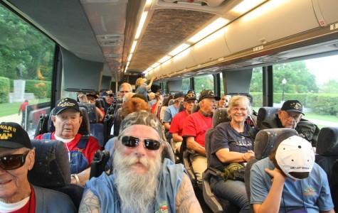 PSHF sends local veterans to the Washington DC memorials