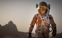 The Martian Is Out of this World