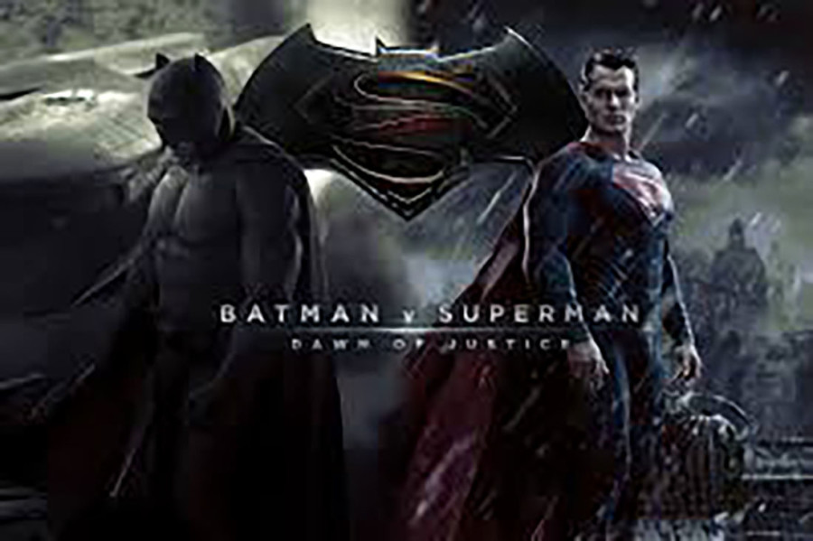 Isabel Forsell reviews the the blockbuster movie, Batman versus Superman.