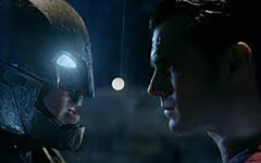 Lily Brooks gives her review on the new movie- Batman versus Superman.