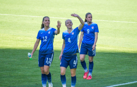Managing Editor, Meghan Laakso, captures the difference between men's and women's soccer in the U.S.