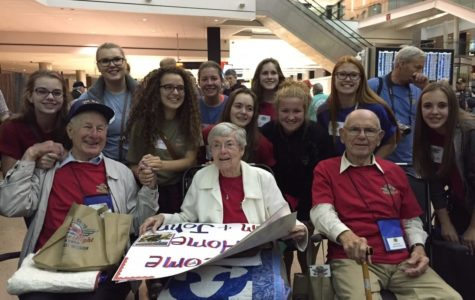 Peninsula works with Honor Flight to honor World War II Veterans