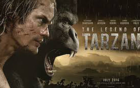 Reporter, Lillian Roberts, reviews the film The Legend of Tarzan.