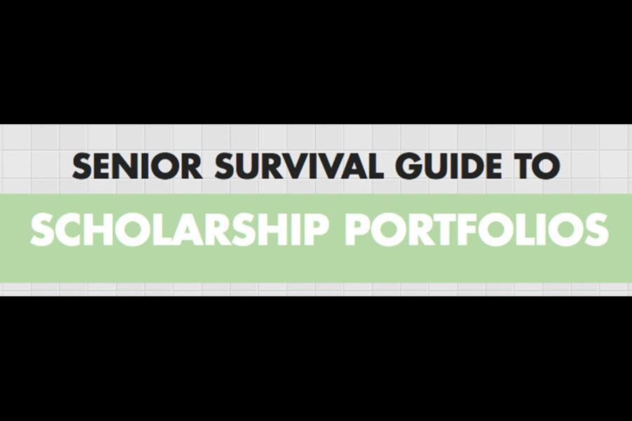 Scholarship Portfolio Helpful Hints