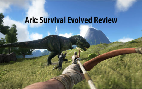 Ark: Survival Evolved is an enjoyable survival game.