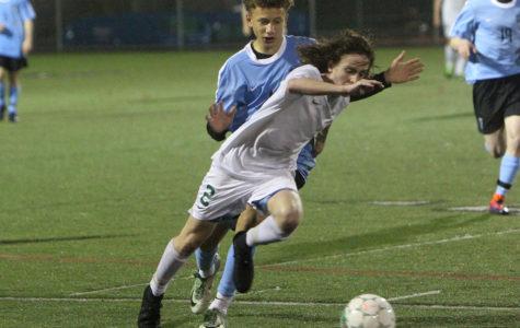 Boys Soccer vs Gig Harbor (03/28/17)