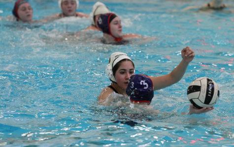 Girls Water polo vs Wilson (03/28/17)