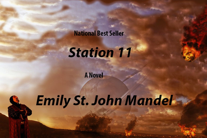 Reporter Emily Flanders reviews the novel Station Eleven