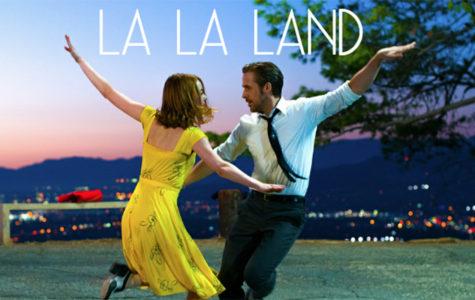 Molly Clark reviews the movie La La Land.