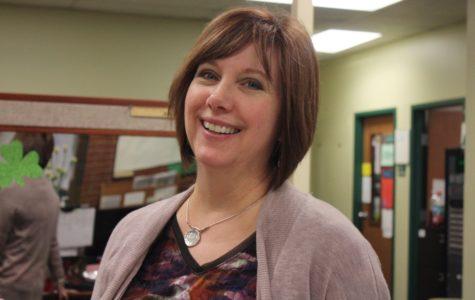 Karen Ramirez is a part of the PHS office staff.
