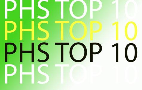 2017 PHS Top 10