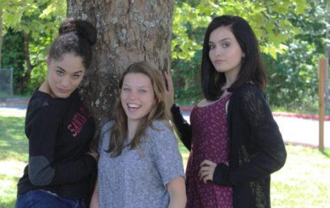 Anna Torrano, Marleyna Beene & Carly Cashman