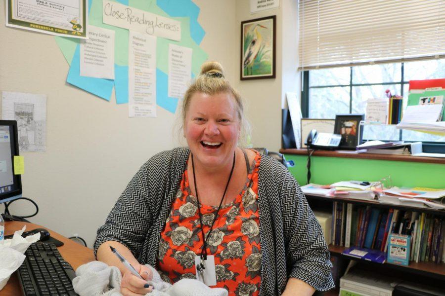 Teacher Spotlight- Ms. Kurtz