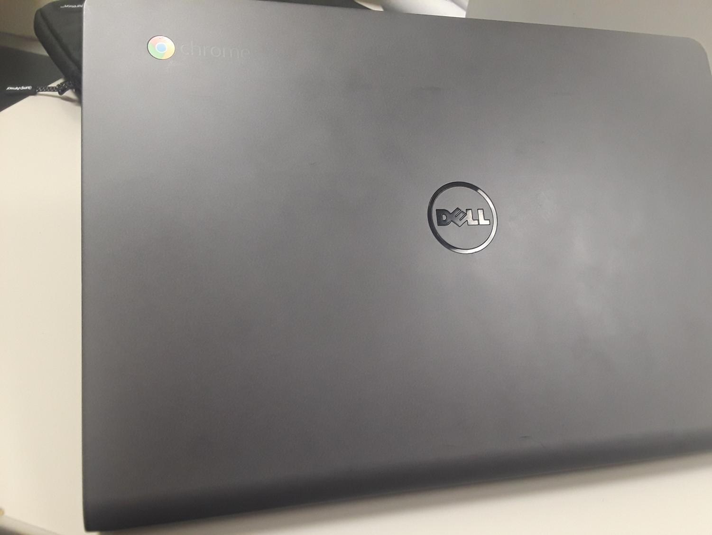 Chromebook at Peninsula High School