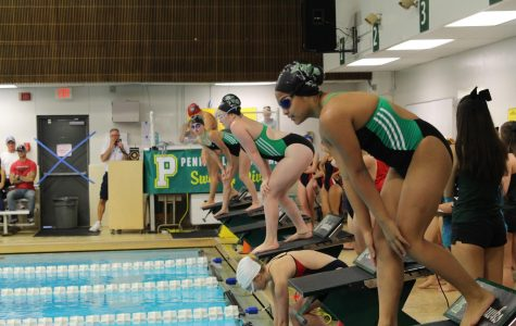 Girls Swim and Dive Team Makes A Splash!