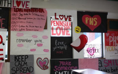 Share the Love Month at Peninsula