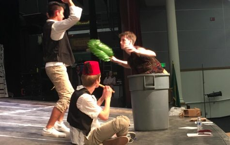 The battle of the boys, who is the next Mr. Peninsula?