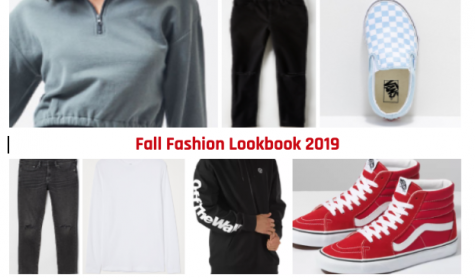 Fall Fashion Lookbook 2019