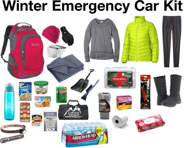 Potential Snow! Be Prepared.